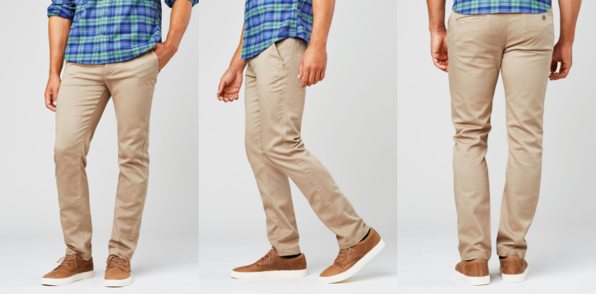 United by blue standard chino