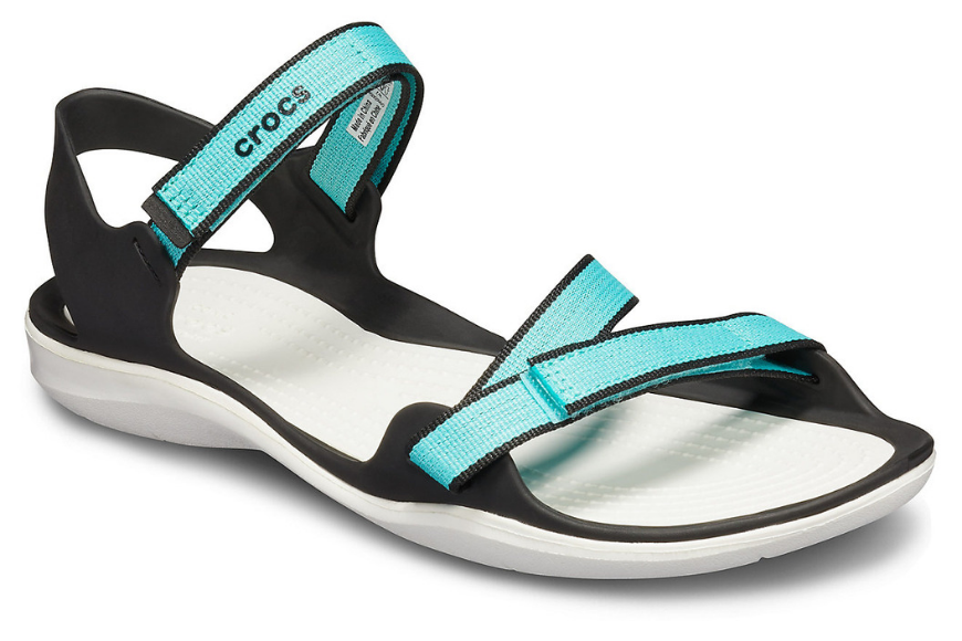 Crocs swiftwater webbing sandal.