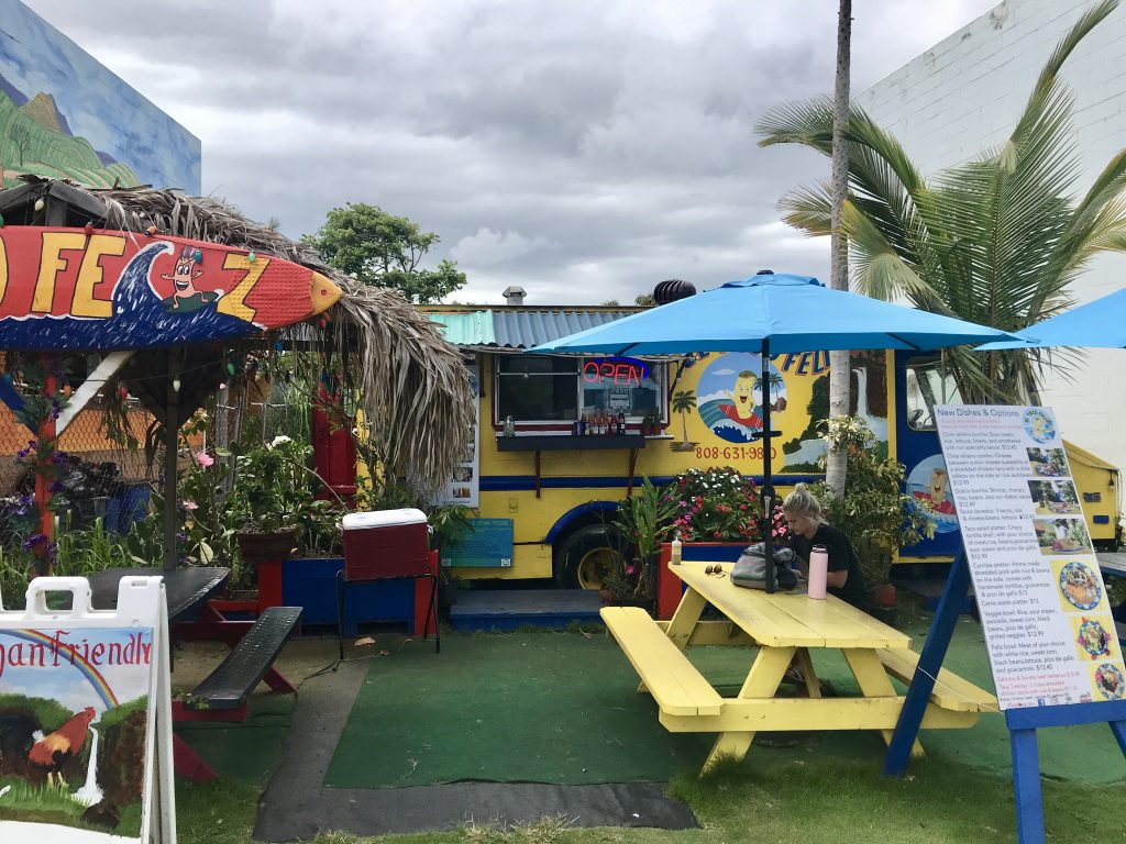 food trucks in hawaii.