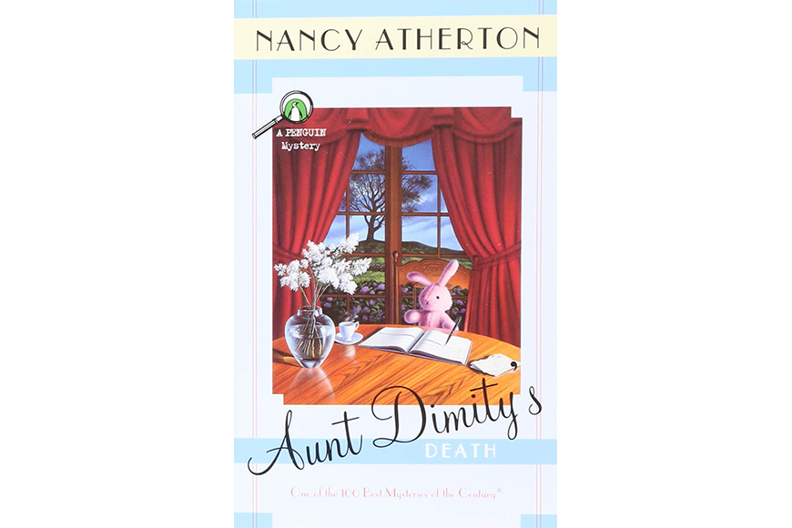 aunt dimity's death book cover
