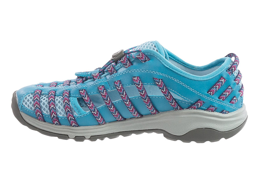 chaco women's outcross evo 2 hiking shoe.