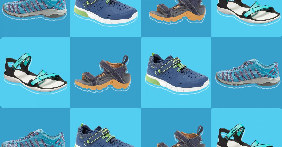 18 Quick-Drying Water Shoes for Women