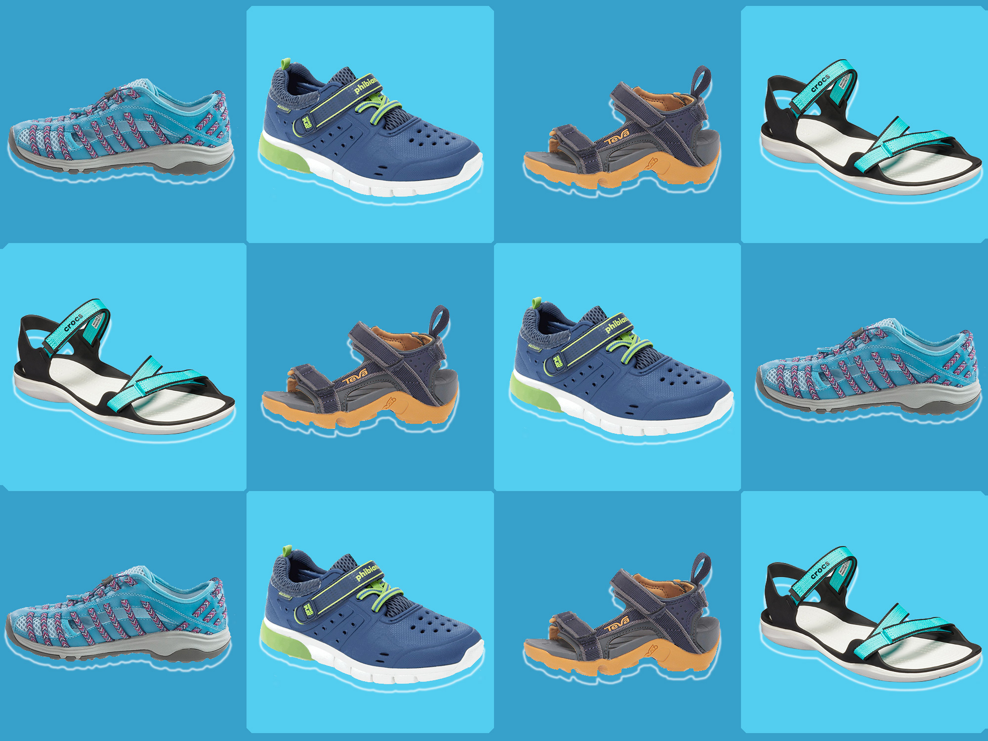 1cac62ca07872 18 Quick-Drying Water Shoes for Women, Men, and Kids | SmarterTravel