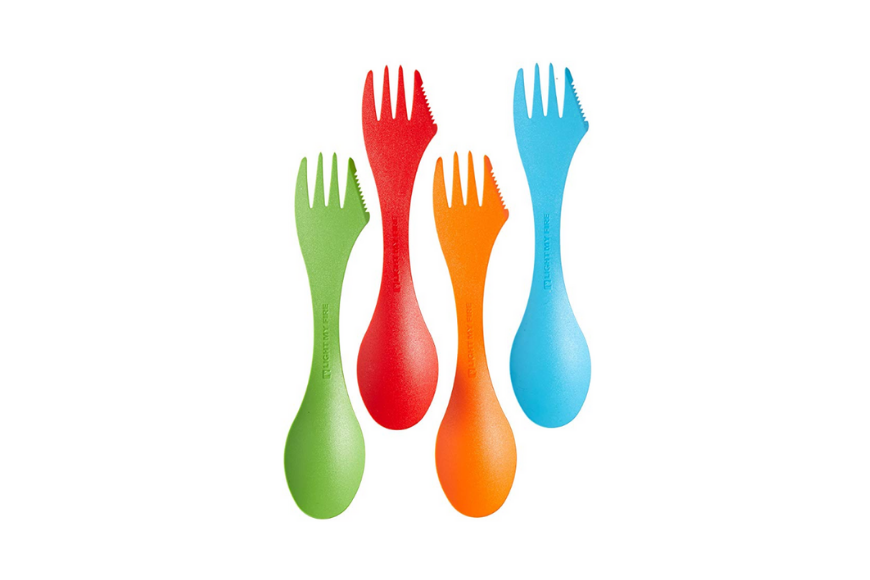 colorful sporks