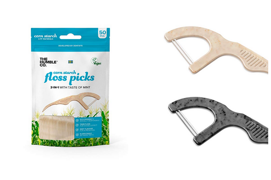 eco friendly floss picks