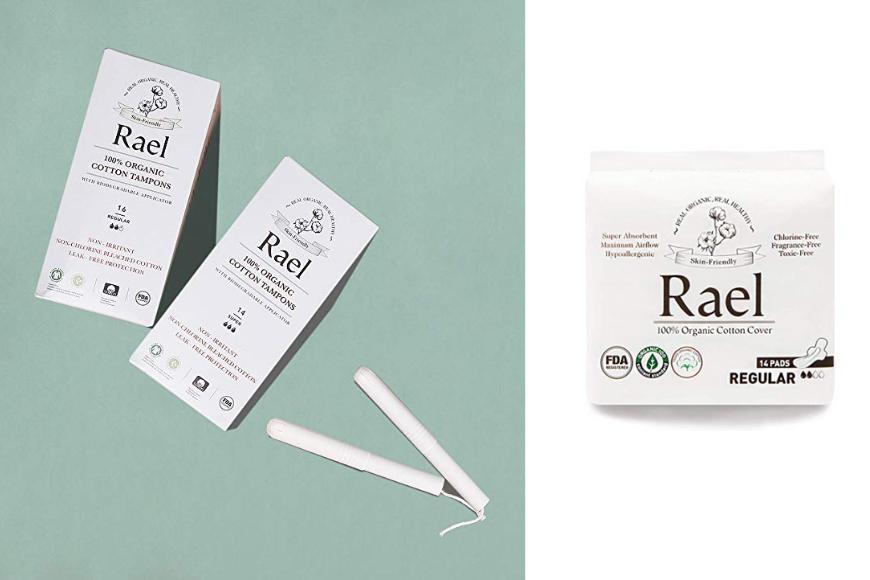 organic feminine care products