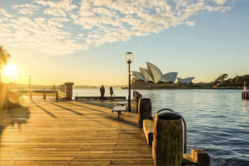 sydney cheapest places to fly for a fall vacation