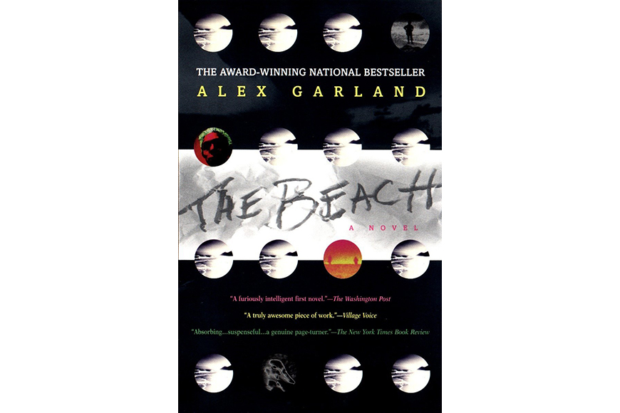 the beach book cover