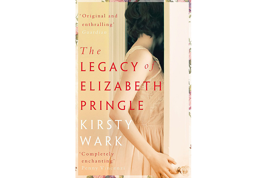 the legacy of elizabeth pringle book cover
