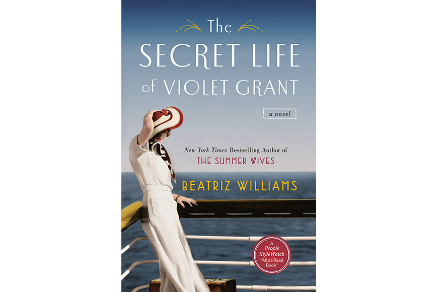 the secret life of violet grant book cover