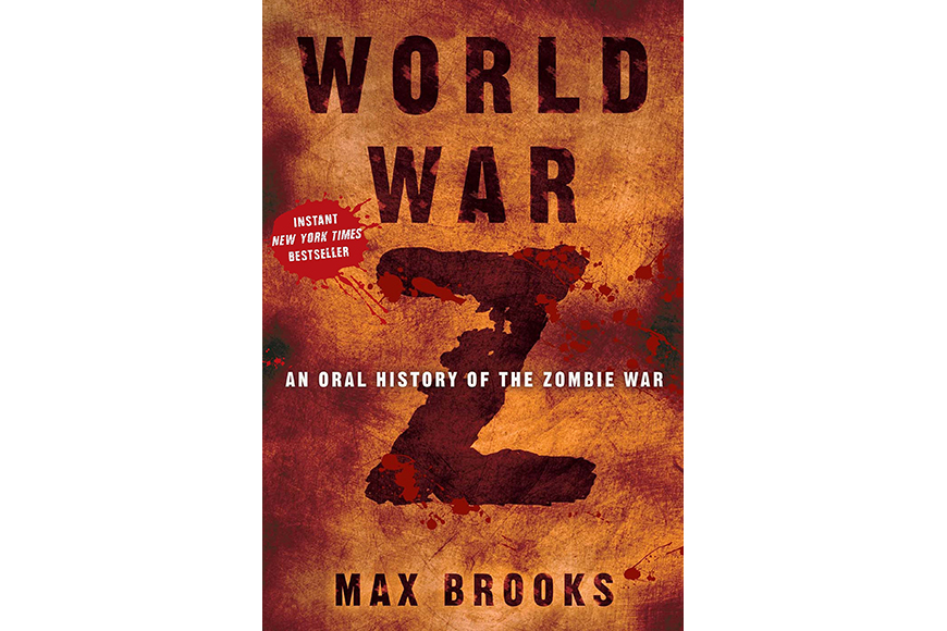 world war z book cover