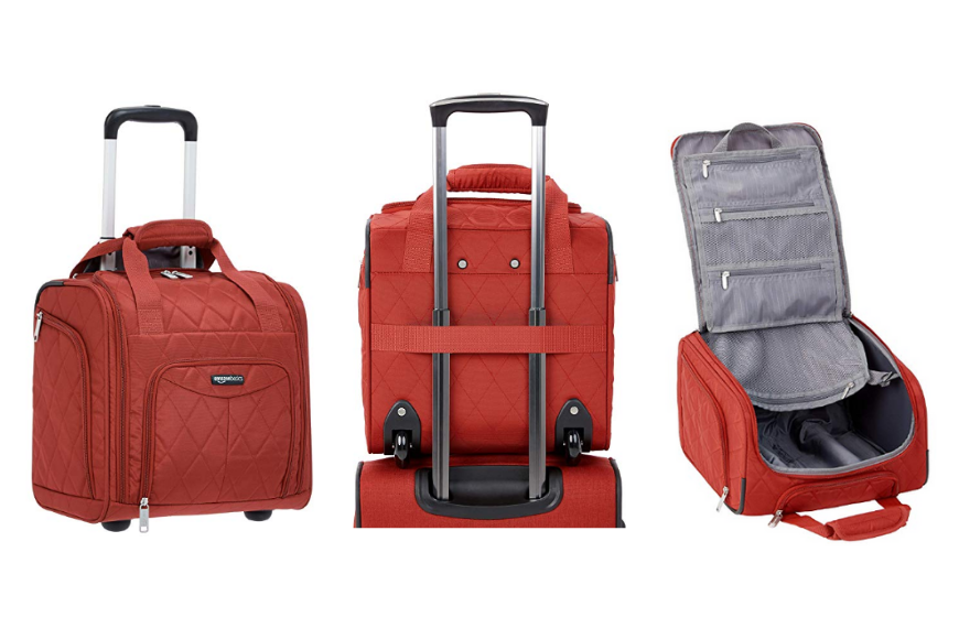 10 Underseat Carry On Bags You Can Take Any Flight