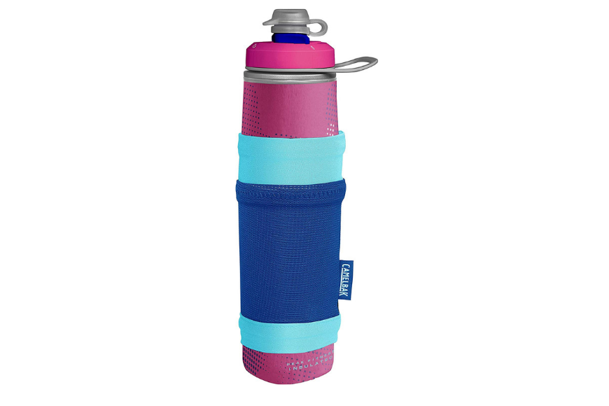Camelbak peak fitness chill essentials pocket water bottle.