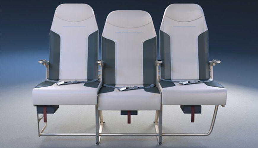 Molon Labe middle seat design.