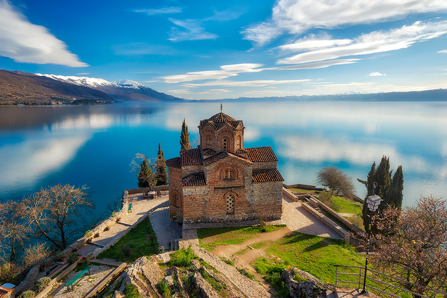 Natural and cultural heritage of the ohrid region