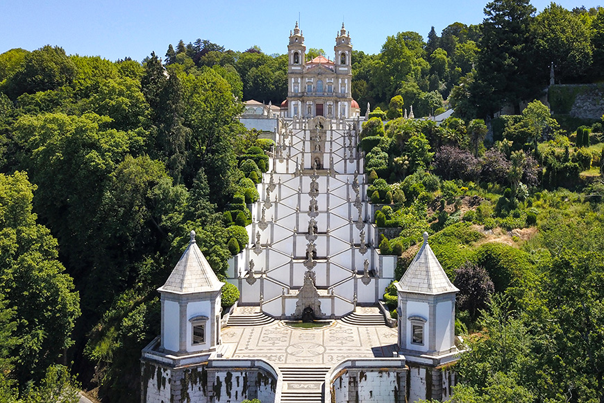 Sanctuary of bom jesus do monte