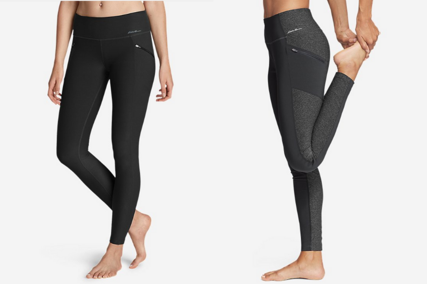 Eddie bauer hiking leggings.