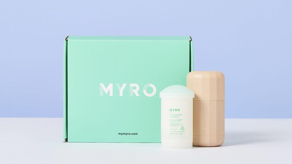 myro deodorant product image.