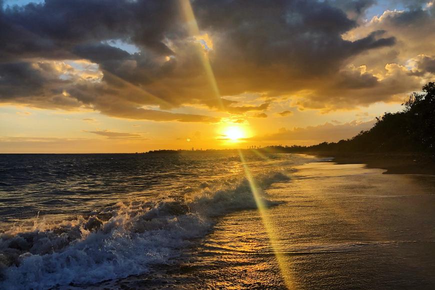 ponce puerto rico beach.
