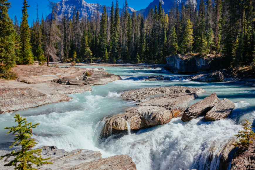 yoho national park british columbia canada