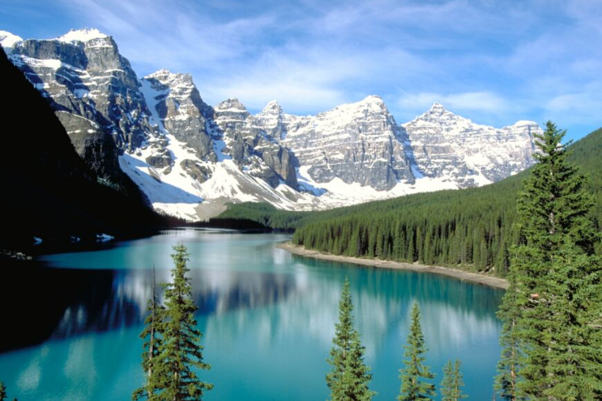 The 24 Most Beautiful Places in Canada