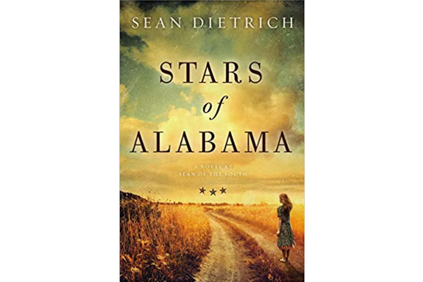 Stars of alabama book cover by sean dietrich.