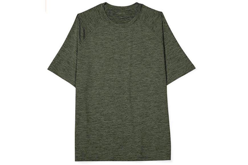Amazon essentials men's big & tall tech stretch short-sleeve shirt