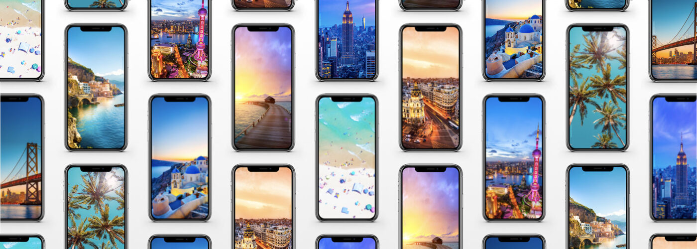 Get That Vacation Feeling Every Day with Our Free Custom Phone Wallpapers | SmarterTravel