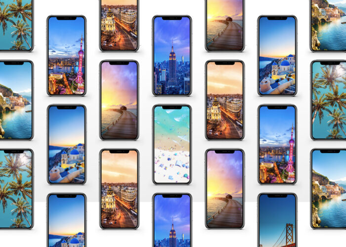 Every Day is a Vacation with These Free Phone Wallpapers