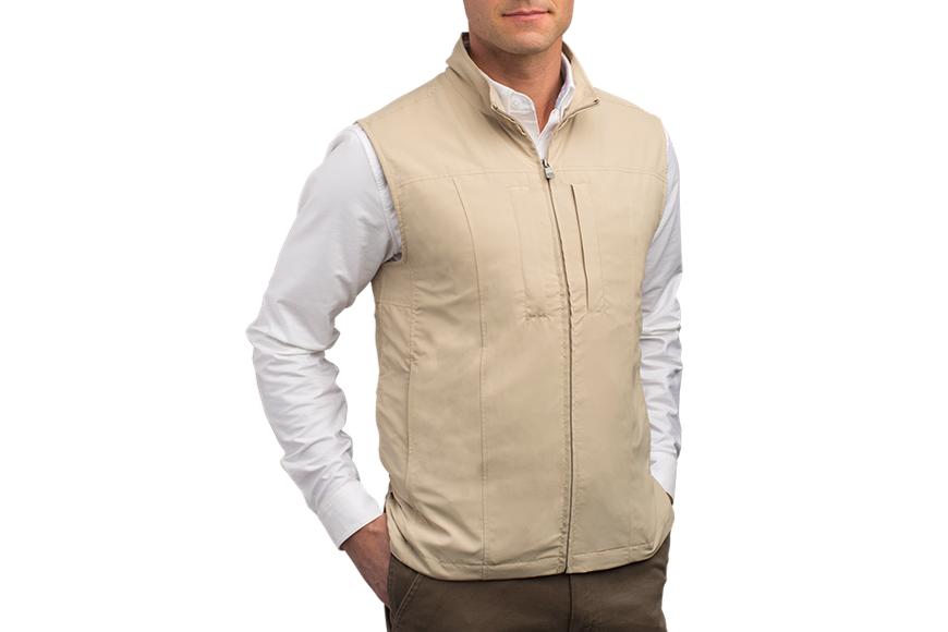 SCOTTeVEST rfid travel vest for men