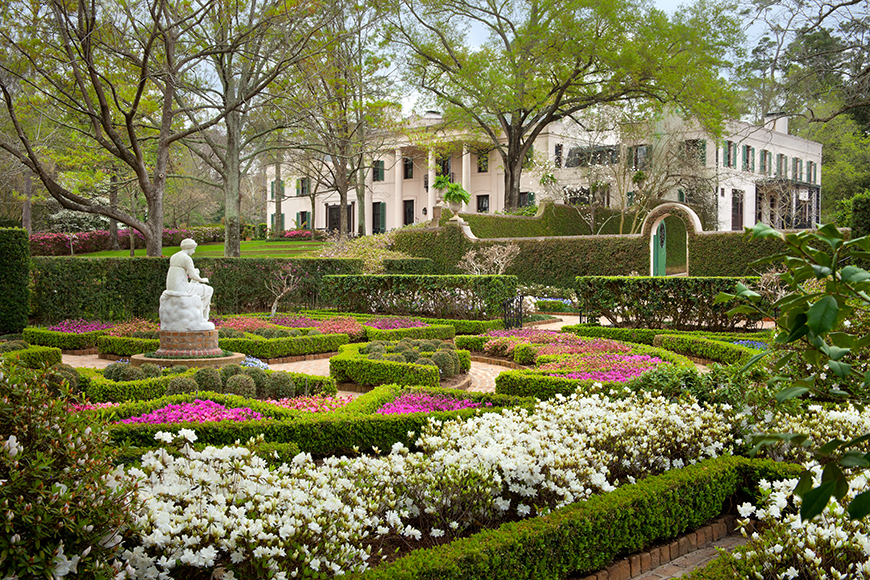 bayou bend collection and gardens houston.