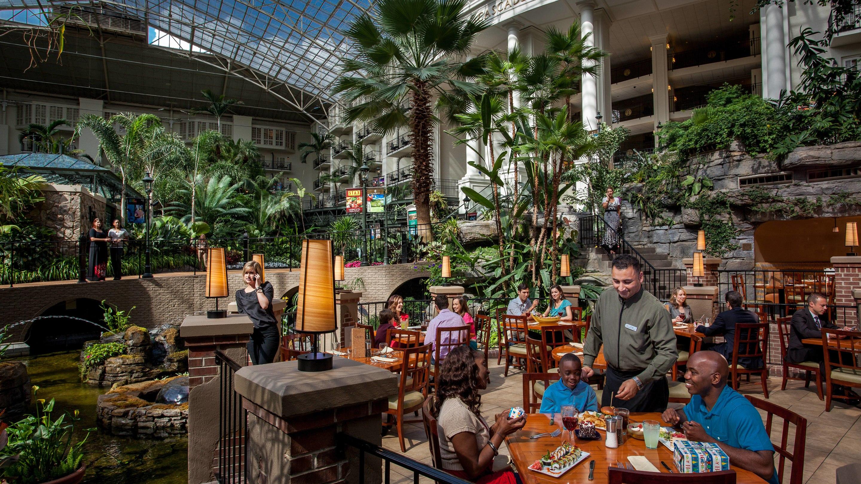 Gaylord opryland resort dining