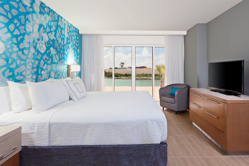 Courtyard marriott bonaire room