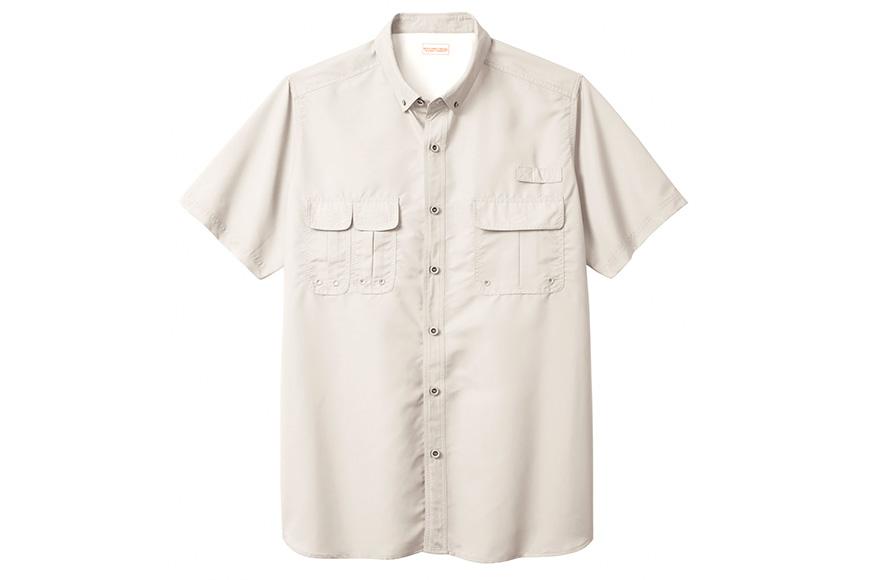 Boulder creek off-shore short-sleeve sport shirt