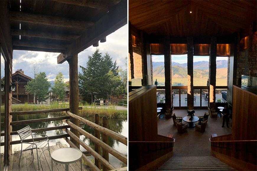 Jackson hole hotels near grand teton national park
