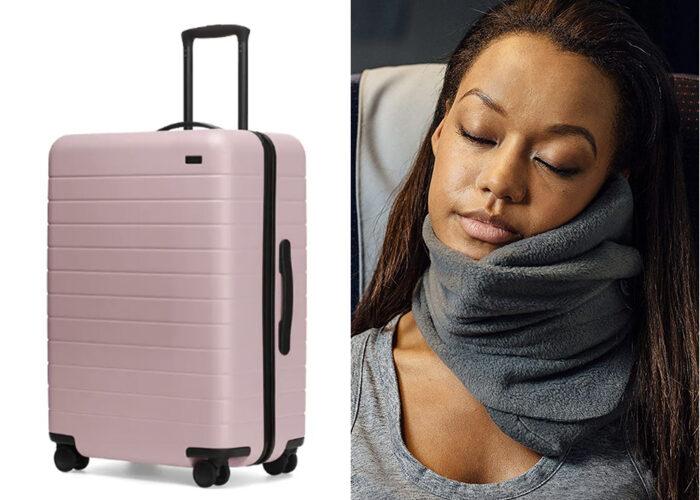 tile away luggage trtl tieks flats