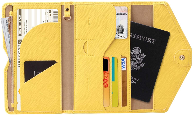 Zoppen passport wallet