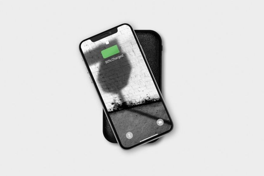 Courant carry wireless charger.