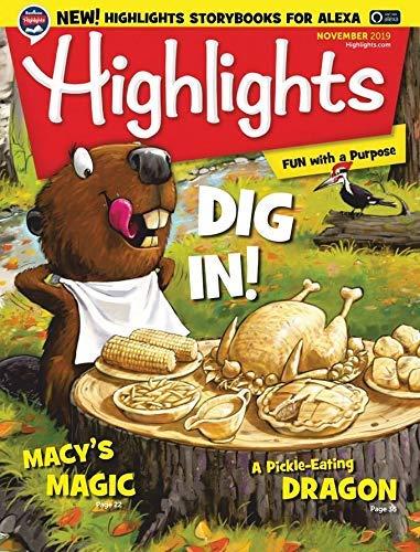 Highlights magazine.