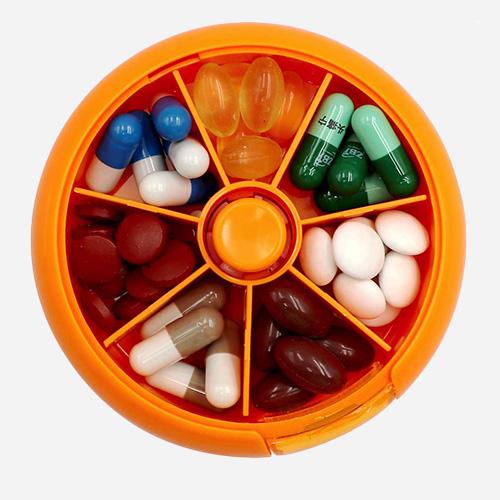 Lot de 3 pilules hebdomadaires LazyMe