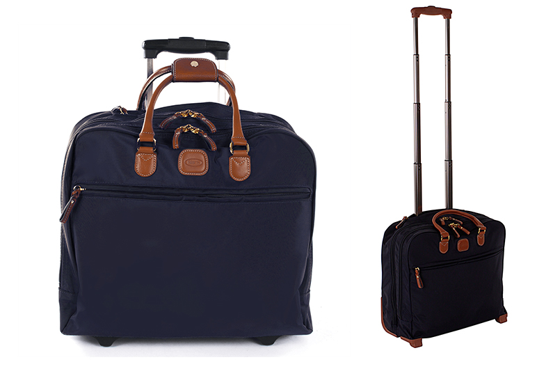 Bric's x travel collection weekender bags.