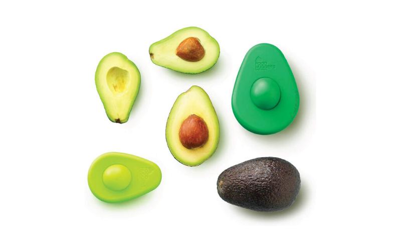 avocado silicone hugger