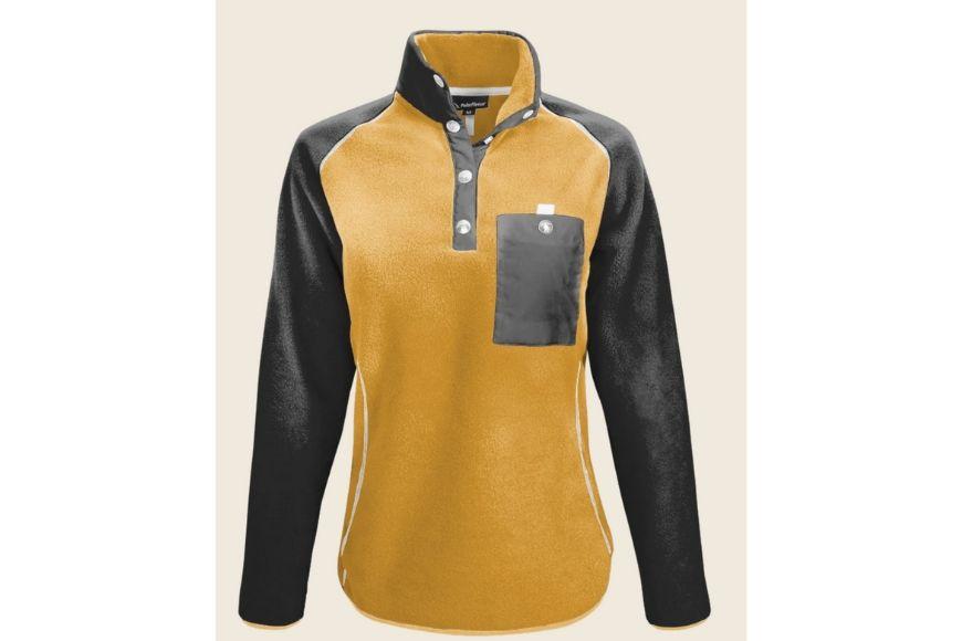 custom andover pullover fleece