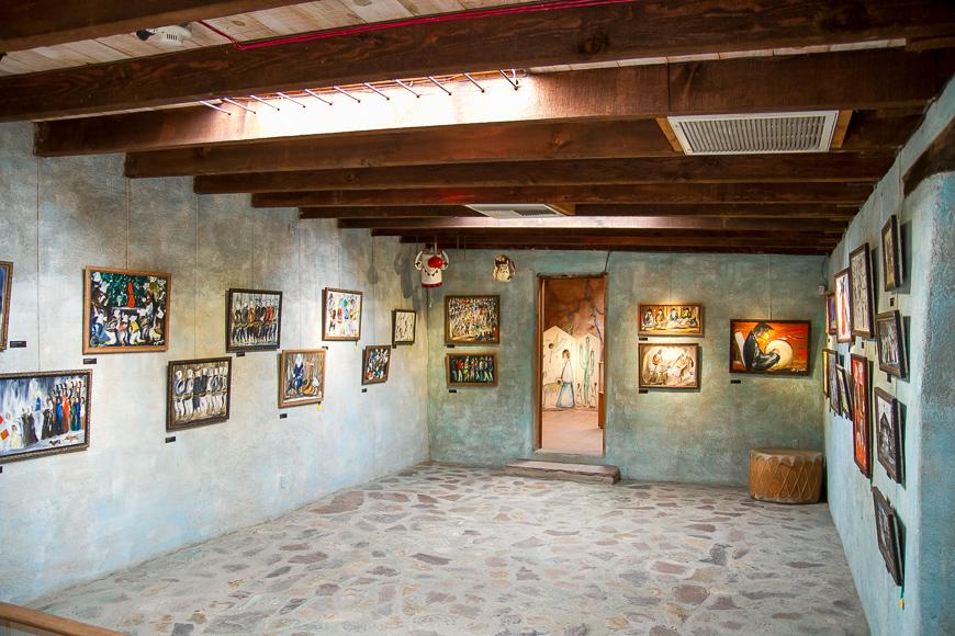 Degrazia galery painting