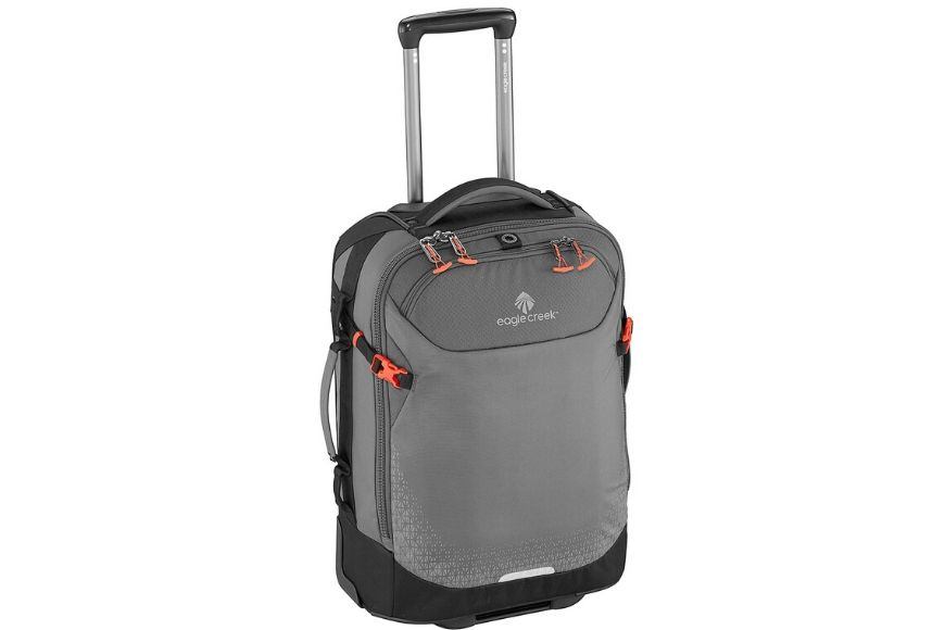 Eagle creek expanse convertible international carry-on.