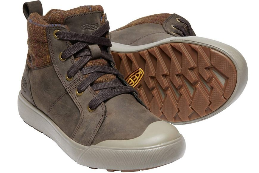 Keen Women's Elena Waterproof Insulated Sneaker Boot.