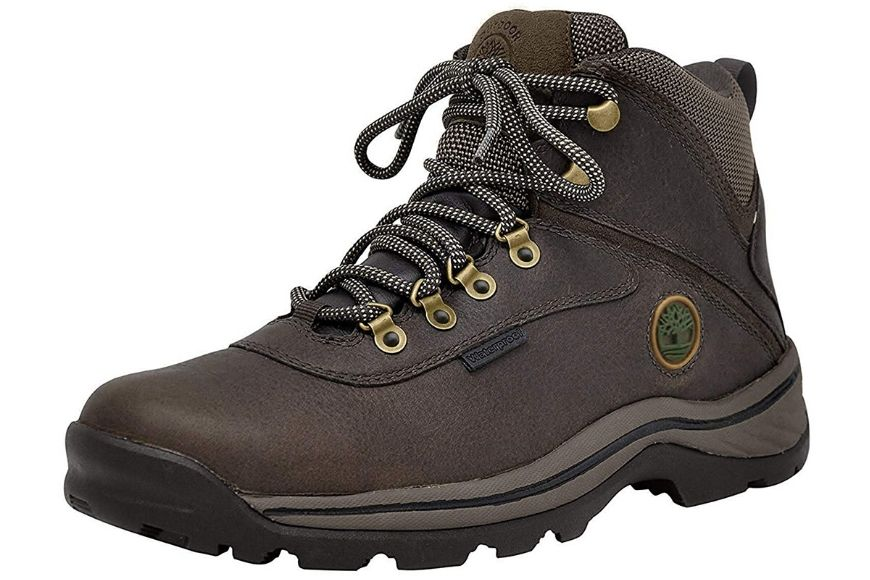 Timberland Men's White Ledge Mid Waterproof Ankle Boot.