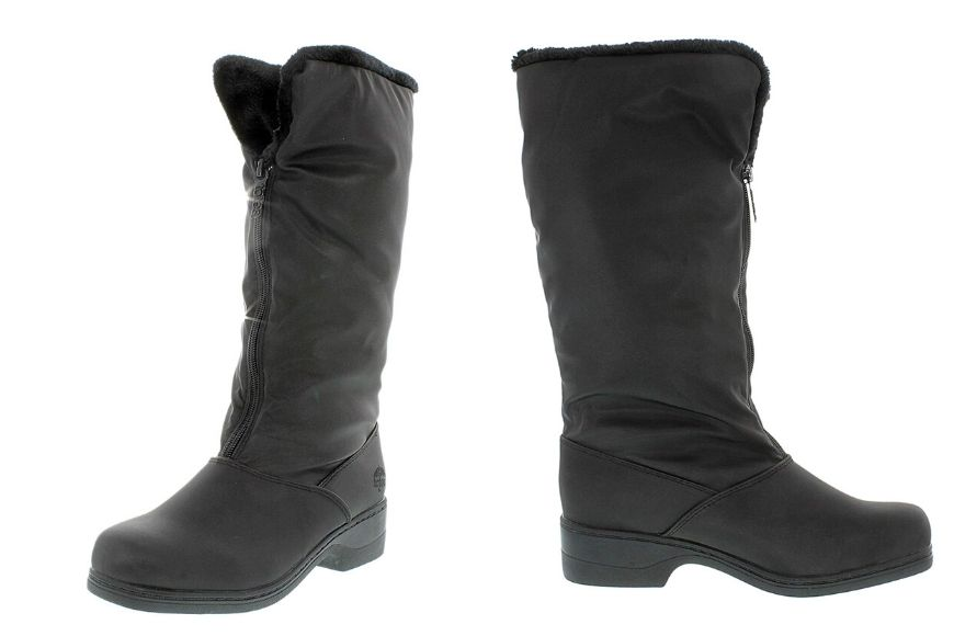 Totes women's cynthia winter waterproof snow boots.
