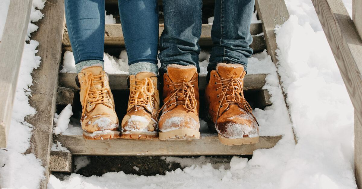 BEST Winter Boots (Lightweight, Warm