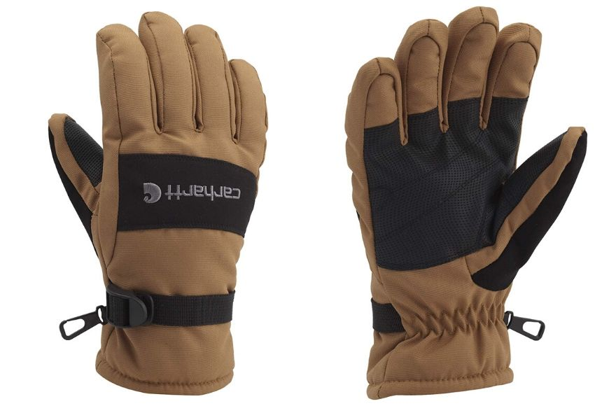 Carhartt Waterproof Insulated Glove.